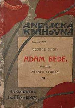 Adam Bede 1. sv. obálka knihy