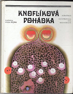 Knoflíková pohádka obálka knihy