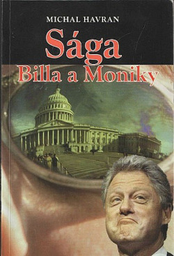 Sága Billa a Moniky obálka knihy