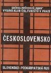 Průvodce po Československé republice - Slovensko - Podkarpatská Rus