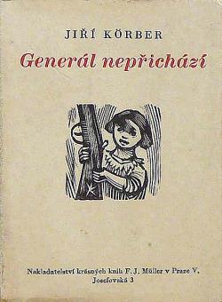 Generál nepřichází obálka knihy