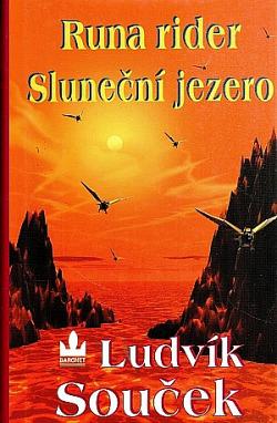 Runa Rider / Sluneční jezero obálka knihy