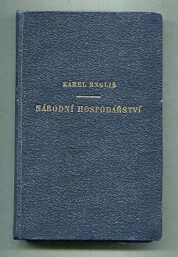 Národní hospodářství obálka knihy