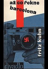 Až co řekne Barcelona obálka knihy