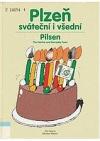Plzeň sváteční i všední obálka knihy