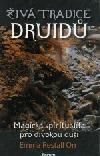 Živá tradice Druidů obálka knihy