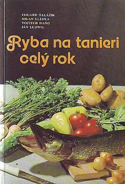 Ryba na tanieri celý rok obálka knihy