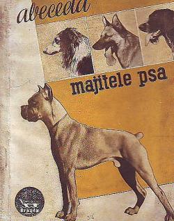 Abeceda majitele psa obálka knihy