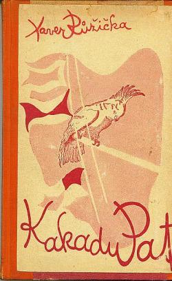 Kakadu pat obálka knihy