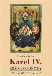Karel IV. - Královské sňatky obálka knihy