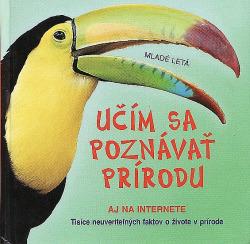 Učím sa poznávať prírodu obálka knihy