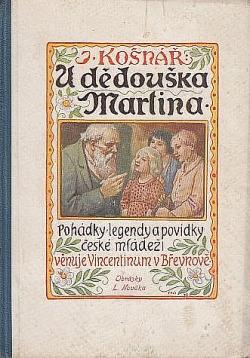 U dědouška Martina obálka knihy