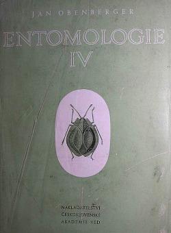 Entomologie IV obálka knihy