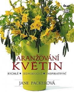 Aranžování květin obálka knihy