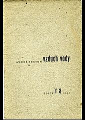 Vzduch vody obálka knihy