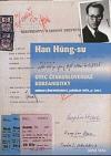 Han Hung-su - otec československé koreanistiky