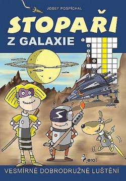 Stopaři z galaxie obálka knihy