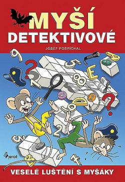 Myší detektivové obálka knihy