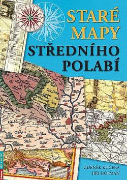 Staré mapy středního Polabí obálka knihy