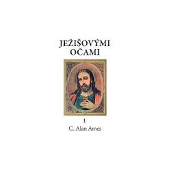 Ježišovými očami I. obálka knihy