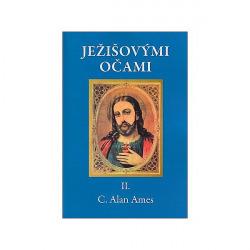 Ježišovými očami II. obálka knihy