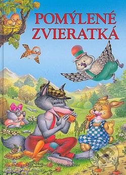 Pomýlené zvieratká obálka knihy