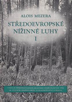 Středoevropské nížinné luhy 1 obálka knihy