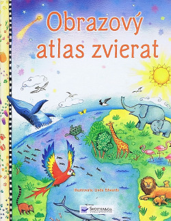 Obrazový atlas zvierat obálka knihy