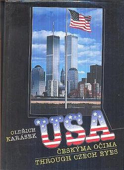 USA českýma očima obálka knihy