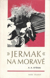 Jermak na Moravě obálka knihy