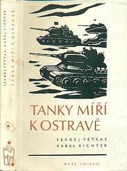 Tanky míří k Ostravě obálka knihy