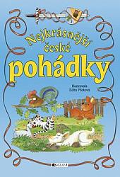 Nejkrásnější české pohádky obálka knihy