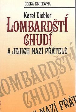 Lombardští chudí a jejich nazí přátelé obálka knihy