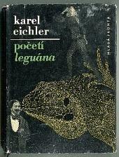 Početí leguána obálka knihy