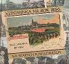 Vzpomínka na rok 1866 na starých pohlednicích