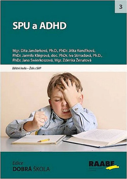SPU a ADHD obálka knihy