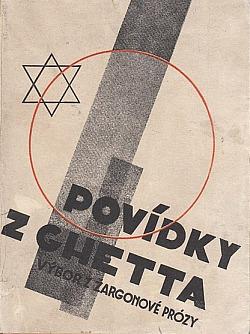Povídky z ghetta obálka knihy