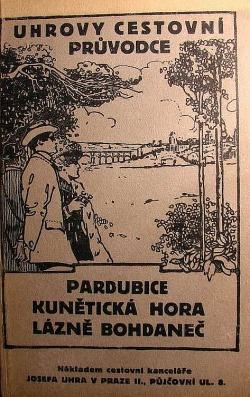Pardubice, Kunětická hora, Lázně Bohdaneč - Uhrovy cestovní průvodce