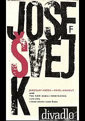 Josef Švejk aneb Tak nám zabili Ferdinanda obálka knihy