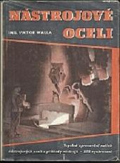 Nástrojové oceli obálka knihy
