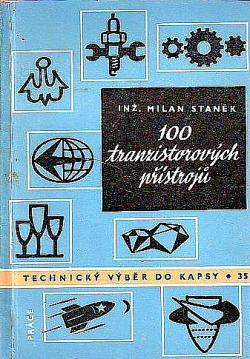 100 tranzistorových přístrojů obálka knihy