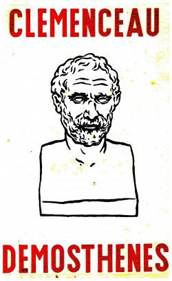 Demosthenes obálka knihy