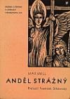 Anděl strážný obálka knihy