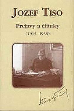Prejavy a články (1913 - 1938)