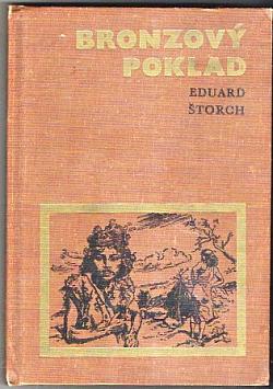 Bronzový poklad obálka knihy