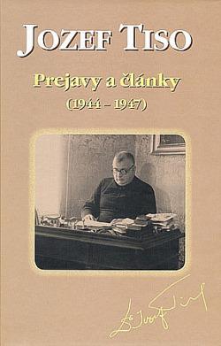 Prejavy a články (1944 - 1947) obálka knihy