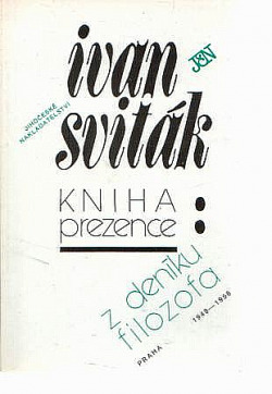 Kniha prezence: z deníku filozofa 1948-1958