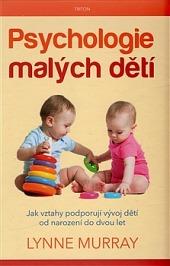 Psychologie malých dětí obálka knihy