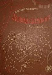 Rodina Gelindovic obálka knihy