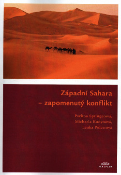 Západní Sahara - zapomenutý konflikt obálka knihy